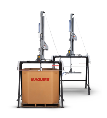 Sweeper - Unloading System