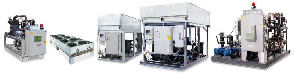 Central Water Chillers